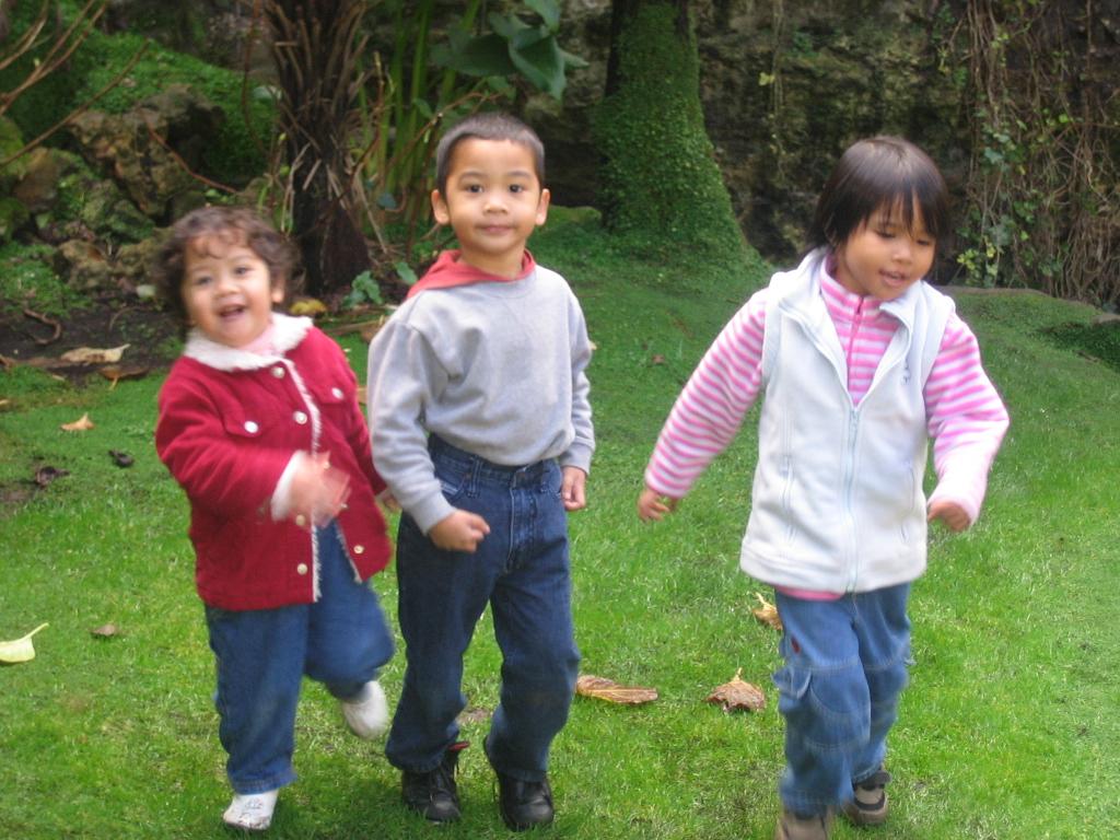 Anak Berlumba Lari