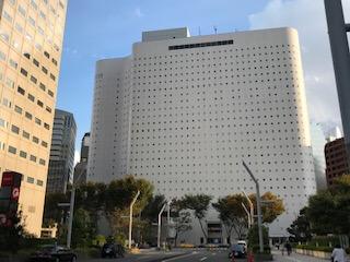 ホテルで非日常を味わう・新宿のワシントンホテルに宿泊して来ました・パート1。