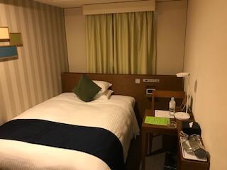 ホテルで非日常を味わう・新宿のワシントンホテルに宿泊して来ました・パート2。