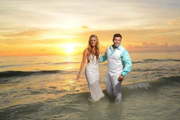 Amazing Beach Photography Wedding