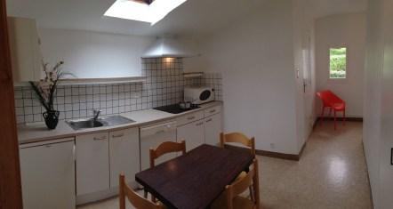 Appartement-8- Location dans le Finistère sud, en baie de Douarnenez