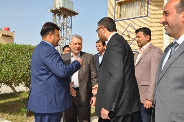 لقاء المركز مع وفد لجنة التعليم في مجلس المحافظة 26