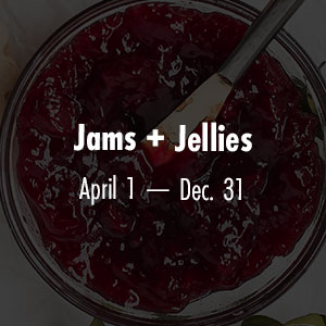 Jam Jelly April - 1 Dec 31