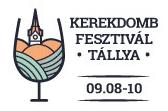 Kerekdomb Fesztivál 2017 ősz logo