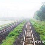 Segmen Terakhir Jalur Ganda Surabaya-Jakarta Resmi Beroperasi