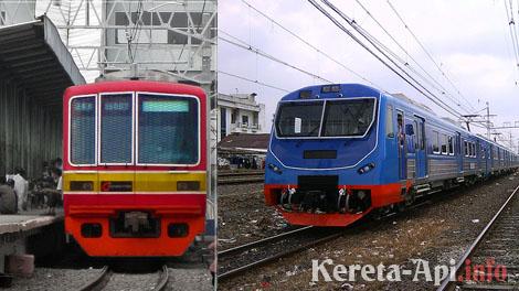 KRL Tokyo Metro 05 - KRL Prajayana/Djoko Lelono 3 (INKA)