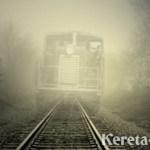 Misteri Kereta Hantu di Stasiun Manggarai