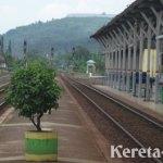 Stasiun Banjar (BJR), Pembatas Daop II Bandung dan Daop V Purwokerto