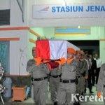 PT KAI Buka Jasa Pengantaran Jenazah untuk Wilayah Jawa