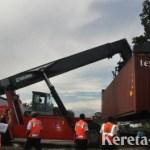 PT KAI Uji Coba Angkut Barang Lewat Jalur Siantar-Belawan
