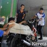 Kemenhub Buka Pendaftaran Mudik Motor Gratis dengan Kereta Api