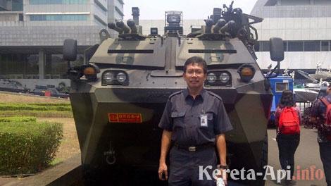 Kepala Badan Penghubung Provinsi Jawa Tengah, Koesdarminto - twitter.com