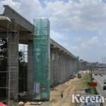 Perpres Terbit, PT KAI Berburu Dana Untuk Proyek LRT Jabodebek