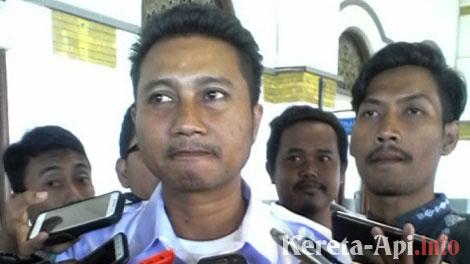 Krisbiyantoro, Manajer Humas PT KAI Daop 3 Cirebon - www.netralitas.com