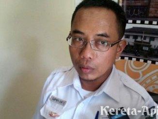 Supriyanto, Manajer Humas PT KAI Daop 7 Madiun - www.rri.co.id