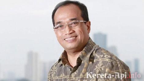 Menteri Perhubungan, Budi Karya Sumadi - pontianak.tribunnews.com