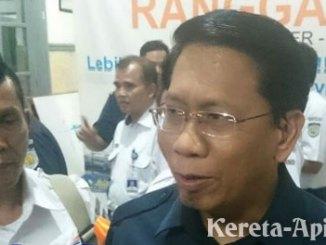 Direktur Keuangan KAI, Didiek Hartantyo - m.suarajatimpost.com