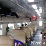 Sediakan Gerbong Khusus Difabel, Ini Fasilitas Dalam Kereta Api (KA) Majapahit