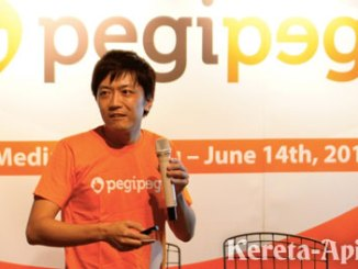 Takeo Kojima, CEO Pegipegi - id.techinasia.com