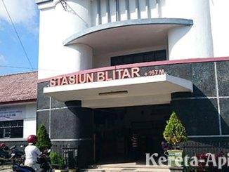 Stasiun Blitar - anggialfonso.com