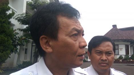 Agus Komarudin, Kepala Humas PT KAI - antaranews.com