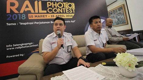 Raden Agus Dwinanto, Vice President Passenger Marketing PT KAI - ayobandung.com