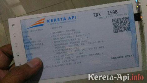 Tiket Kereta Api - blogirwanto.blogspot.com