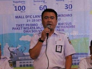 Dadan Rudiansyah, Executive Vice President PT KAI Daop I Jakarta - merahputih.com