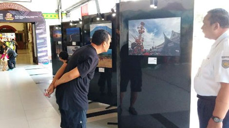 Foto Wisata di Stasiun Tawang - rakyatjateng.fajar.co.id