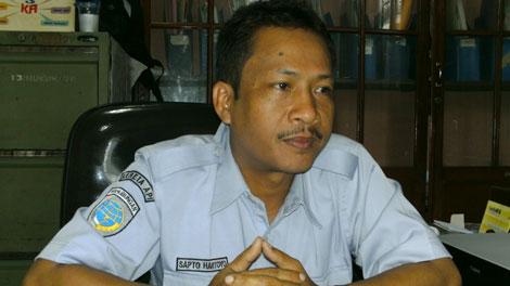 Sapto Hartoyo, Manager Humas PT Kereta Api Indonesia (KAI) Divre I Sumut - hariansemarangbanget.blogspot.co.id