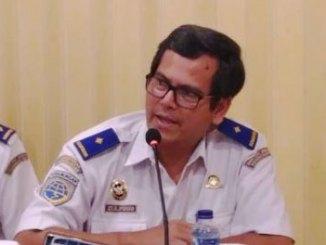 Zulfikri, Direktur Jenderal Perkeretaapian Kementerian Perhubungan - ekonomi.inilah.com