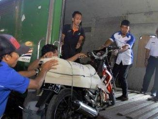 program angkutan motor gratis - jateng.tribunnews.com
