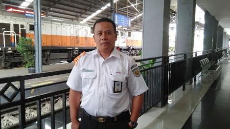 Franoto, Manajer Humas PT KAI Divre IV Tanjungkarang - duajurai.co