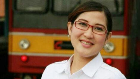 Eva Chairunisa, VP Komunikasi Perusahaan PT KCI - kabartangsel.com