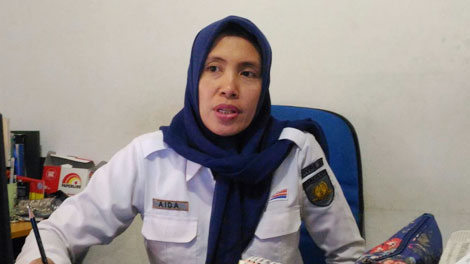 Aida Suryanti, Manager Humas PT KAI Divre III Palembang - www.laskarwongkito.com