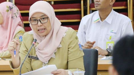 Sri Hayati, Kepala Biro Perekonomian - www.beritajakarta.id