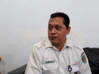 M Ilud Siregar, Manager Humas PT KAI (Persero) Divre I Sumut - medan.tribunnews.com