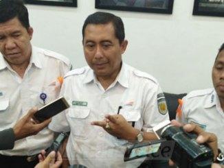 Gatut Sutiyatmoko, Manager Humas KAI Daop 8 Surabaya - malangvoice.com
