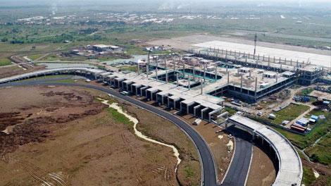 Jalur Kereta Bandara Kertajati - finance.detik.com