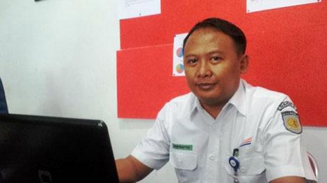 Suprapto, Manajer Humas PT KAI Daop 8 Surabaya - primaradio.co.id