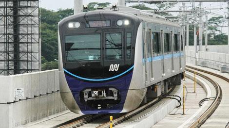 MRT Jakarta - travel.detik.com