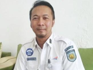 Narizal, Kepala Stasiun Cianjur - jabar.antaranews.com