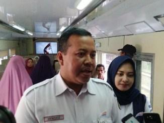 Hendra Wahyono, Deputy Executive Vice President PT KAI Daerah Operasi 2 Bandung - news.detik.com