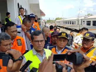 Mulai Hari Ini Jalur Ganda Kereta Api Jombang-Solo Beroperasi