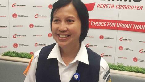 Wiwik Widayanti, Direktur Utama KCI - megapolitan.kompas.com
