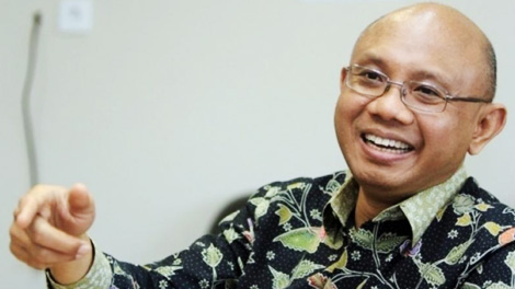 William Sabandar, Direktur Utama PT MRT Jakarta - pontas.id