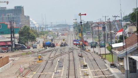 Jalur Ganda Kiaracondong-Cicalengka - www.len.co.id