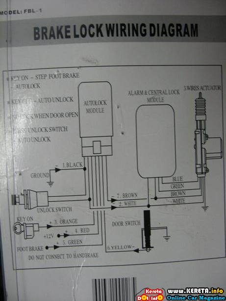 Entry Wiring Diagram On Car Alarm Installation Wiring Diagrams