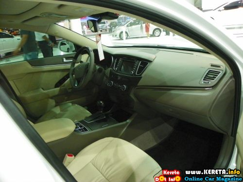 Kia Cadenza 3 5l Luxury Car