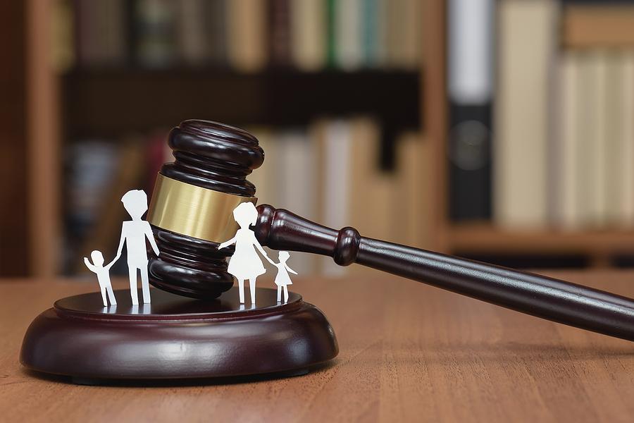 oklahoma family law trial
